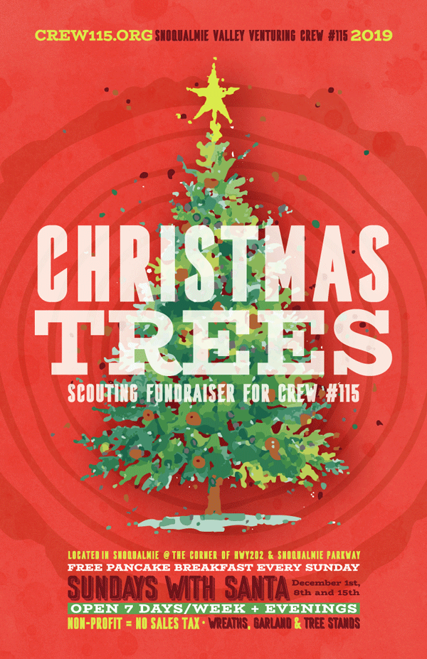 Christmas Trees Snoqualmie